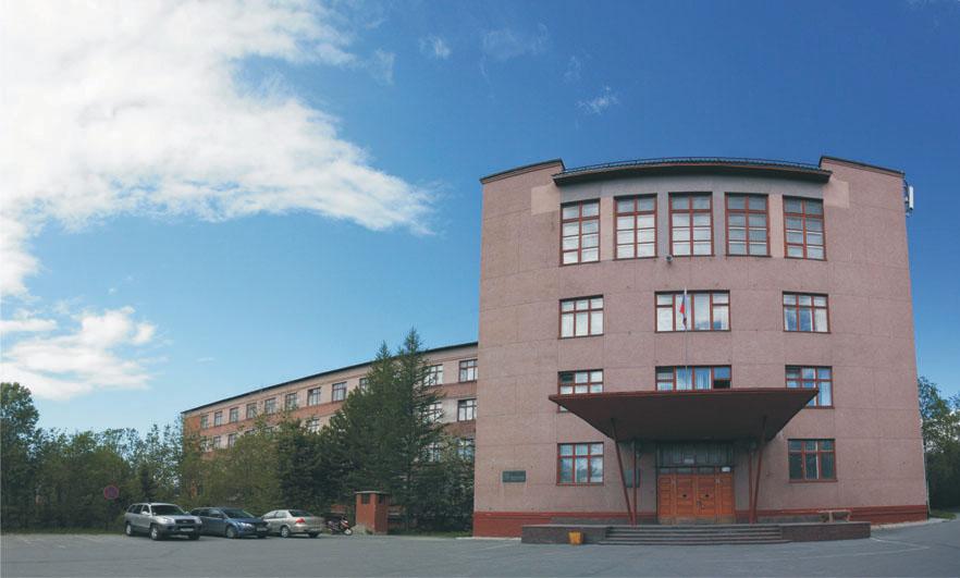 Горный институт кольского центра РАН